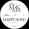 Happy Song / Erucu [Jacket]